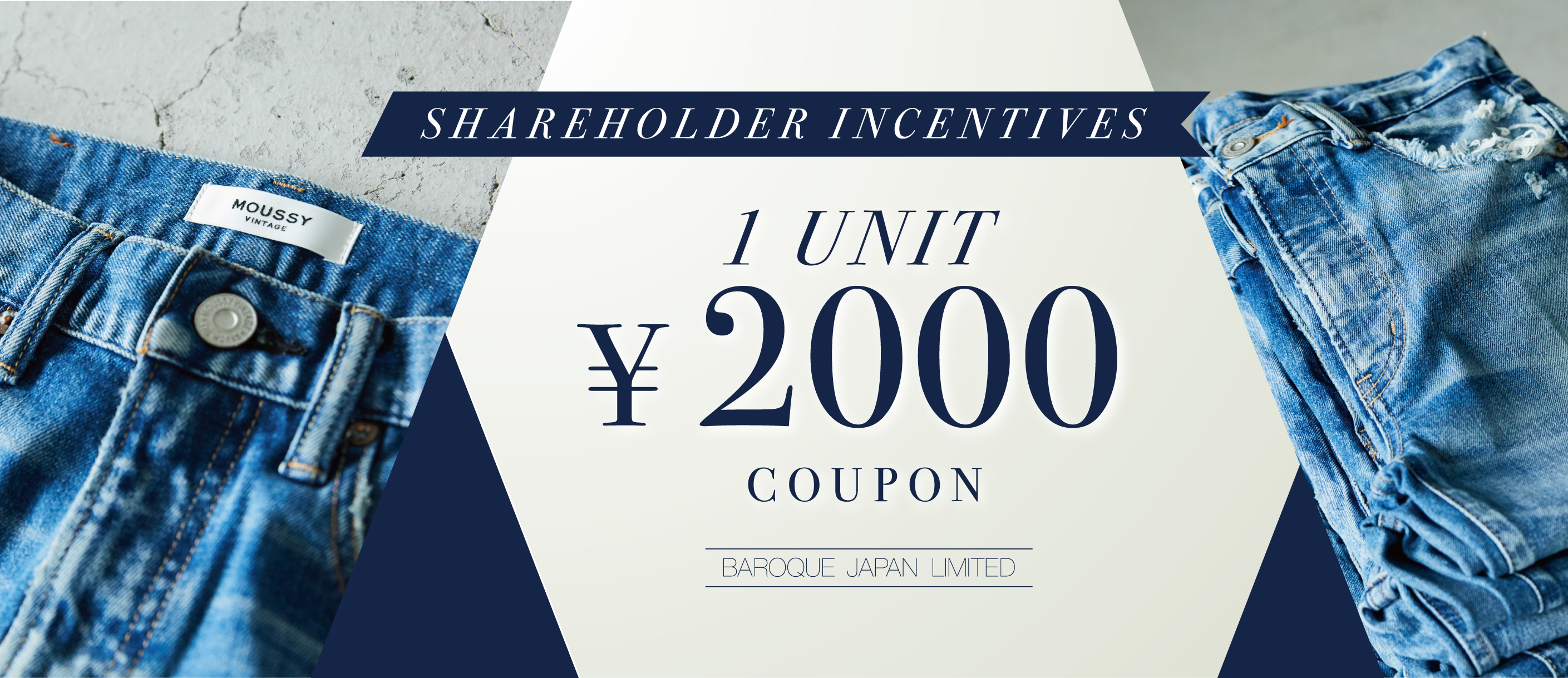 Shareholders' incentive